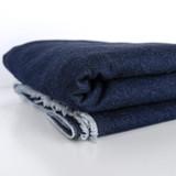 12oz Comfort Stretch Denim - Indigo | Blackbird Fabrics