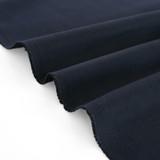 9oz Brushed Bull Denim - Midnight Navy | Blackbird Fabrics