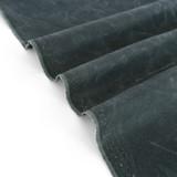 Waxed Cotton Canvas - Slate | Blackbird Fabrics