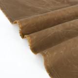Waxed Cotton Canvas - Tobacco | Blackbird Fabrics