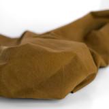 7oz Dry Waxed Cotton Canvas - Walnut | Blackbird Fabrics
