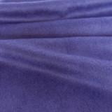 Brushed Melton Wool Blend Coating - Blueberry | Blackbird Fabrics