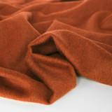 Brushed Melton Wool Blend Coating - Yam | Blackbird Fabrics