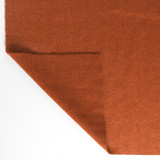 Brushed Melton Wool Blend Coating - Yam | Blackbird Fabrics