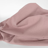 4.5oz Sandwashed Cotton - Dusty Rose | Blackbird Fabrics