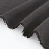 Textured Tencel Viscose - Charcoal | Blackbird fabrics