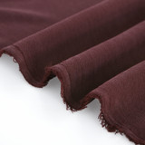 Textured Tencel Viscose - Mulberry | Blackbird fabrics