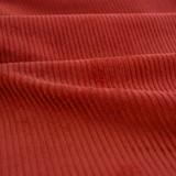 Stretch Cotton Corduroy - Madder | Blackbird Fabrics