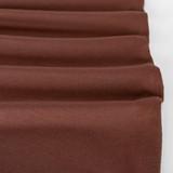 Cotton Modal Jersey Knit - Baked Clay | Blackbird Fabrics