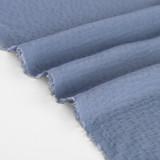 Rayon Dobby - Sky Blue   Blackbird Fabrics