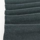 Lightweight Melange Sweater Knit - Petrol | Blackbird Fabrics