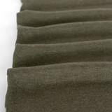 Lightweight Melange Sweater Knit - Olive | Blackbird Fabrics