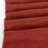 Lightweight Melange Sweater Knit - Red Clay | Blackbird Fabrics