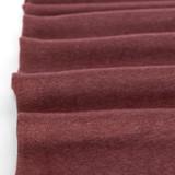 Lightweight Melange Sweater Knit - Deep Mauve | Blackbird Fabrics