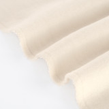 100% Organic Cotton Sweatshirt Fleece - Vanilla | Blackbird Fabrics