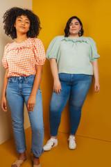 The Sagebrush Top by Friday Pattern Co. | Blackbird Fabrics