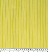 Striped Poly Chiffon - Limeade   Blackbird Fabrics