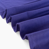 Bamboo Jersey Knit - Royal Blue | Blackbird Fabrics