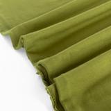 Bamboo Jersey Knit - Pickle | Blackbird Fabrics