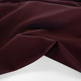 Ponte De Roma Knit - Merlot | Blackbird Fabrics