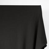 Bamboo & Cotton French Terry - Black | Blackbird Fabrics