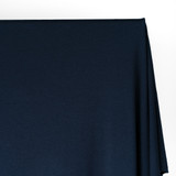 Bamboo & Cotton French Terry - Navy | Blackbird Fabrics