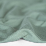 Bamboo & Cotton French Terry - Dusty Jade | Blackbird Fabrics