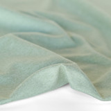 Heathered Athletic Knit - Mint | Blackbird Fabrics