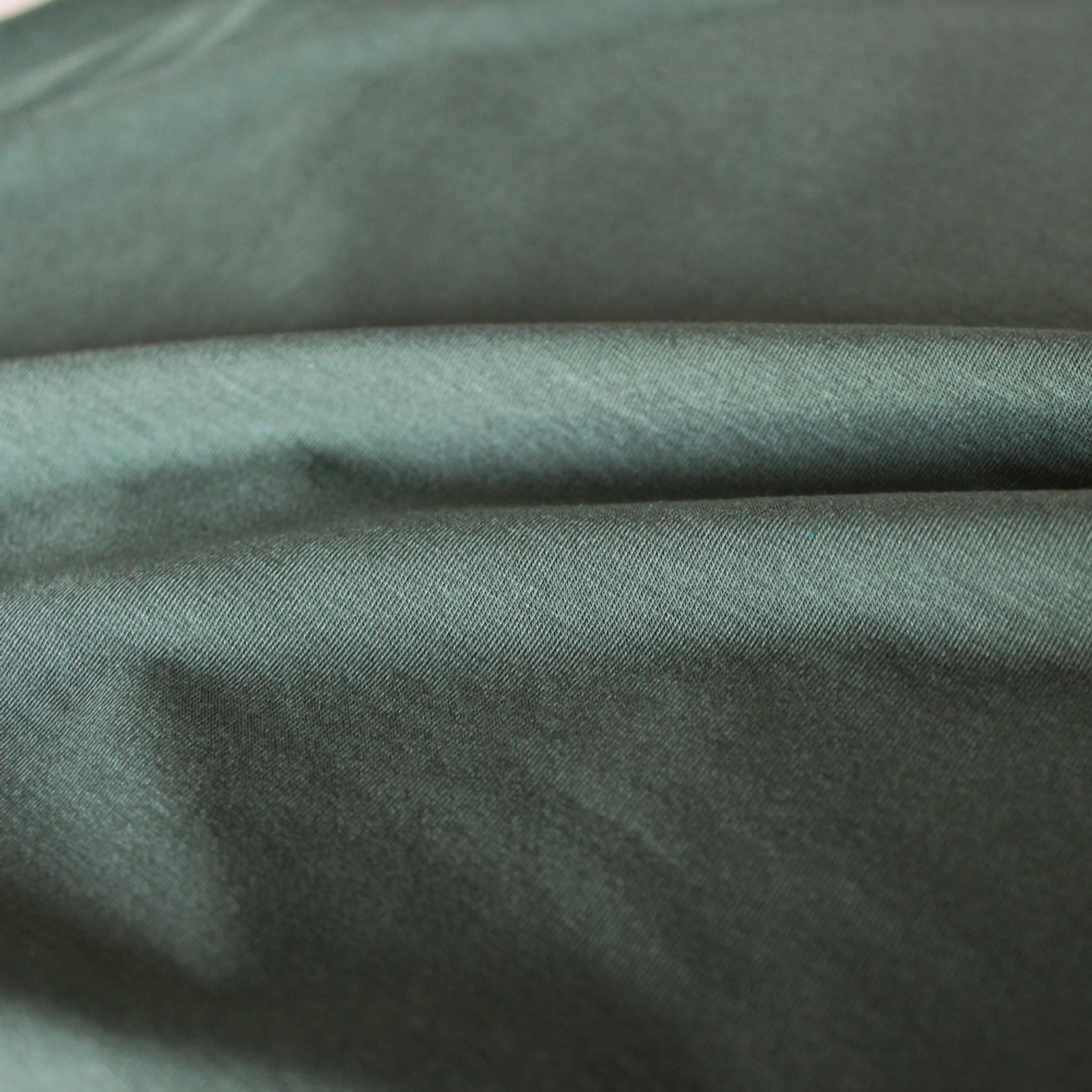 ca.152cm Jersey Viscose Stretch oliv