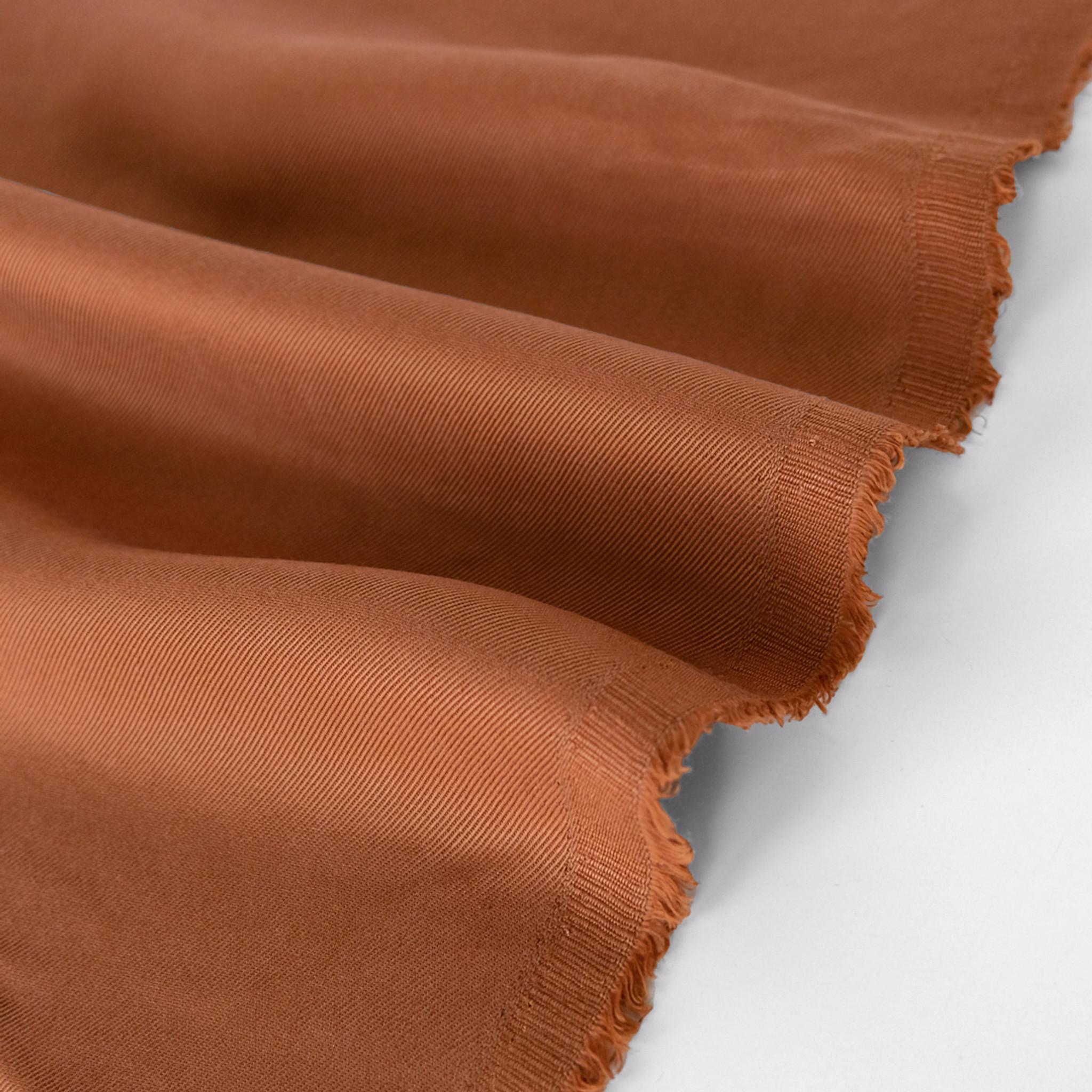 6oz Tencel Twill Copper Blackbird Fabrics