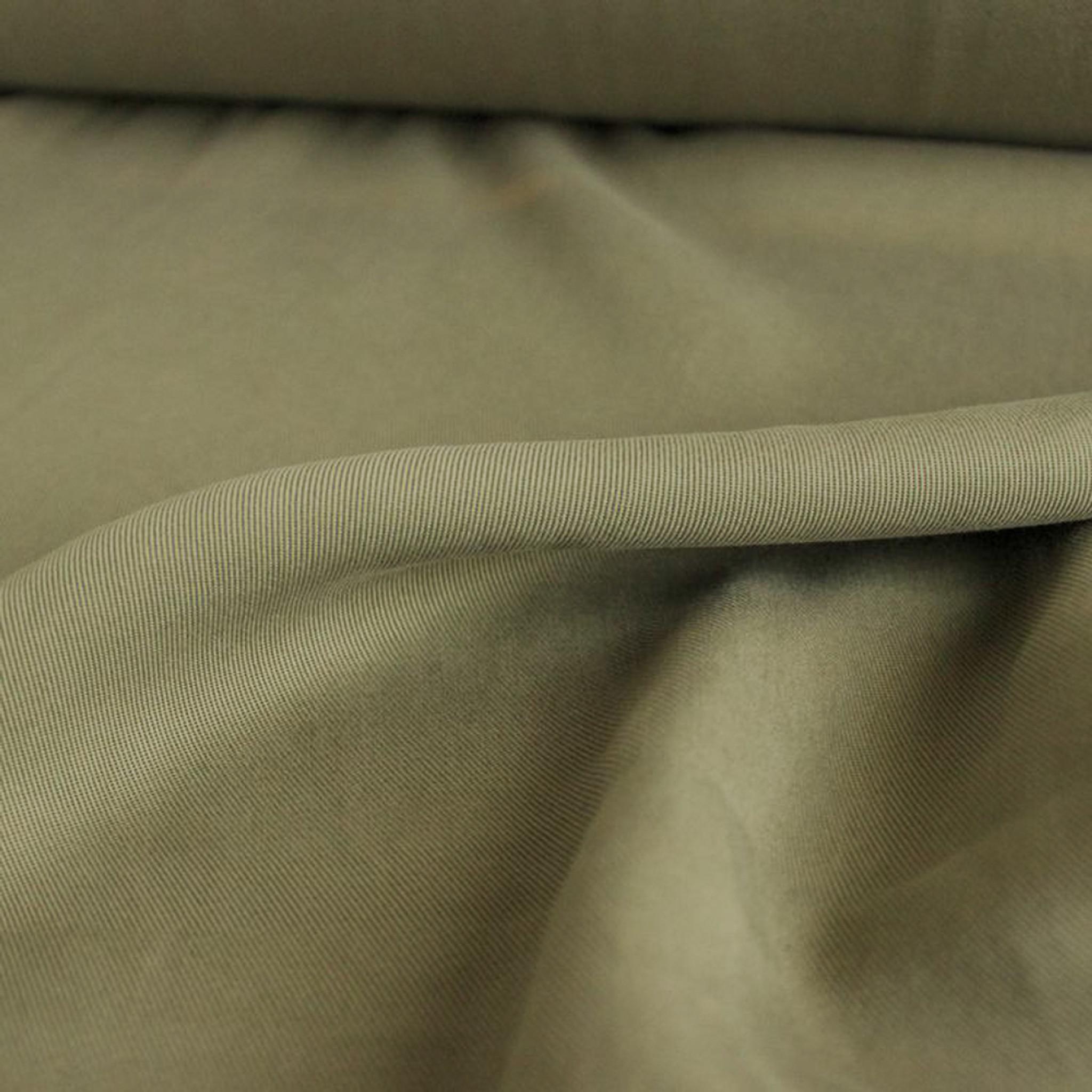 Tencel Twill Ii Light Olive Blackbird Fabrics