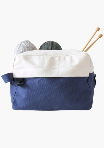 Portside Travel Set by Grainline Studio | Blackbird Fabrics