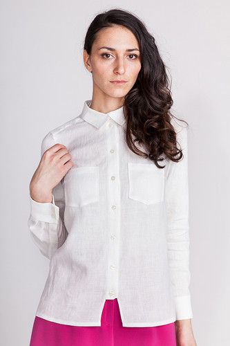 Quinn Shirt by Named Clothing | Blackbird Fabrics