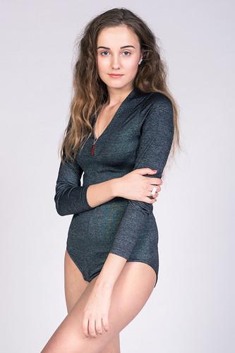 Tuuli V-neck Jersey Dress & Bodysuit by Named Clothing | Blackbird Fabrics