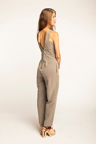 Ailakki Cross Front Jumpsuit by Named Clothing | Blackbird Fabrics