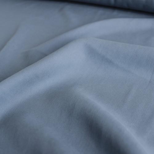 Tencel Twill - Stonewashed Blue | Blackbird Fabrics