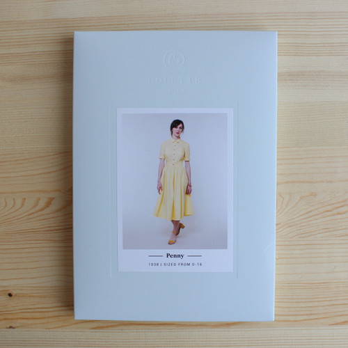 Penny by Colette Patterns | Blackbird Fabrics