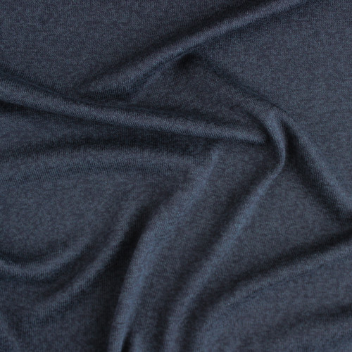 Rayon, Cotton, & Modal Sweater Knit - Dusk   Blackbird Fabrics