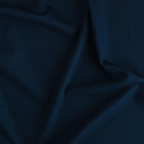 Ponte de Roma Knit - Navy Teal   Blackbird Fabrics