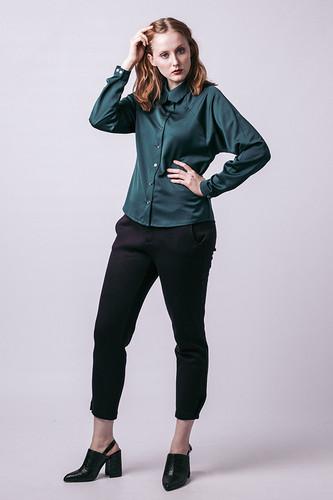 Stella Raglan Shirt & Shirt Dress by Named Clothing | Blackbird Fabrics