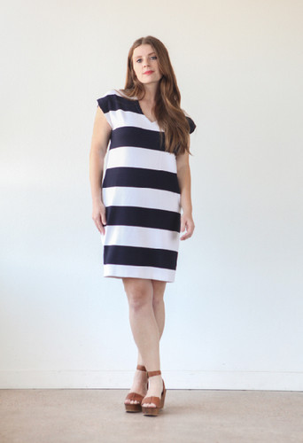 Lodo Dress by True Bias | Blackbird Fabrics