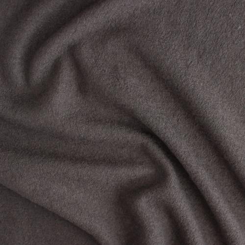 Boiled Wool & Viscose - Taupe | Blackbird Fabrics