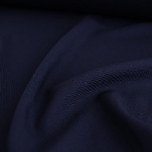 Viscose Twill - Navy | Blackbird Fabrics