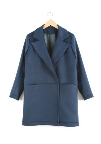 Yates Coat  by Grainline Studio | Blackbird Fabrics