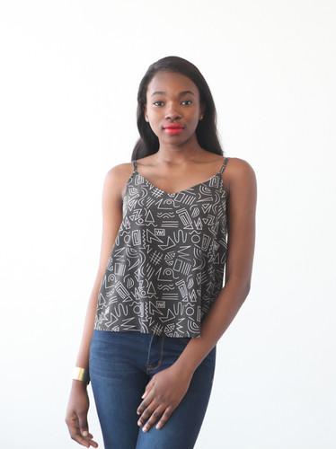 Ogden Cami by True Bias | Blackbird Fabrics