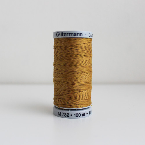 Gütermann Jeans Thread - Light Gold | Blackbird Fabrics