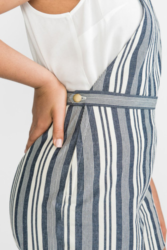 Jenny Overalls & Trousers by Closet Case Patterns | Blackbird Fabrics