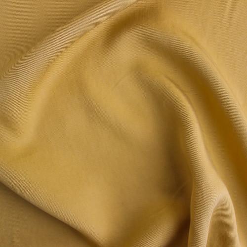 Tencel Twill II - Turmeric | Blackbird Fabrics