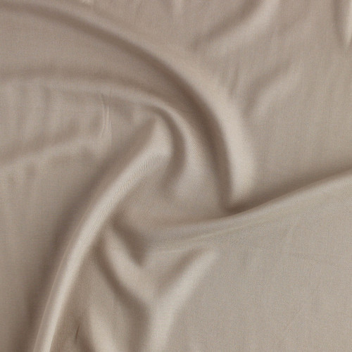 Viscose Twill - Sand | Blackbird Fabrics