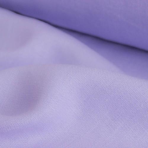 Mid-Weight Linen - Lilac | Blackbird Fabrics